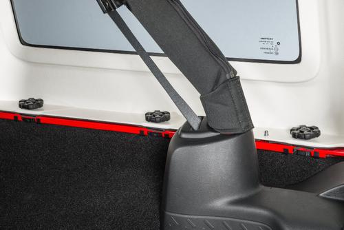 Rugged Ridge 13510.16 Elite Quick Release Hard Top Removal Kit for Jeep Wrangler JK 4 Door 2007-2018