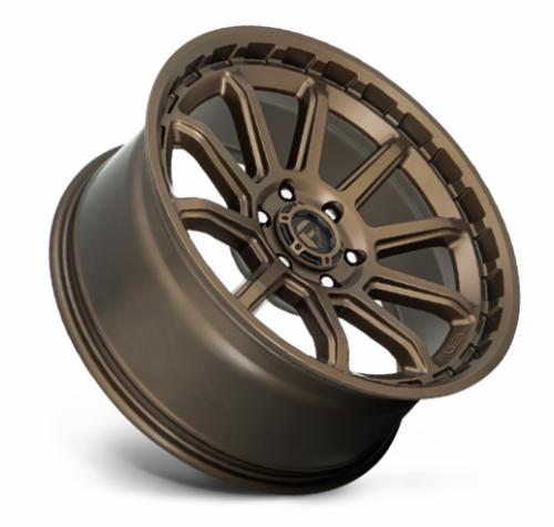 Fuel D69017907545 Torque Wheel 17x9 5x5 Bronze