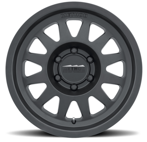 Method Race Wheels MR70478550500 Trail Series 704 Wheel 17x8.5 5x5 Matte Black