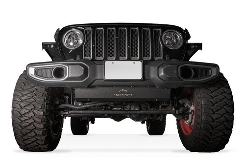 Reaper Off-Road JLJTFSKD1-JL Immortal S1 Front Bumper Skid Plate for Jeep Wrangler JL 2018+