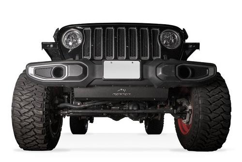Reaper Off-Road JLJTFSKD1-JL Immortal S1 Front Bumper Skid Plate for Jeep Wrangler JL 2018+