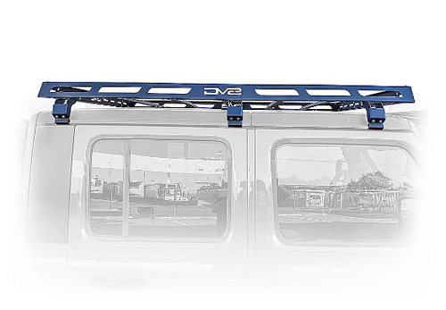 DV8 Offroad RRJL-01 Roof Rack for Jeep Wrangler JL 4 Door 2018+
