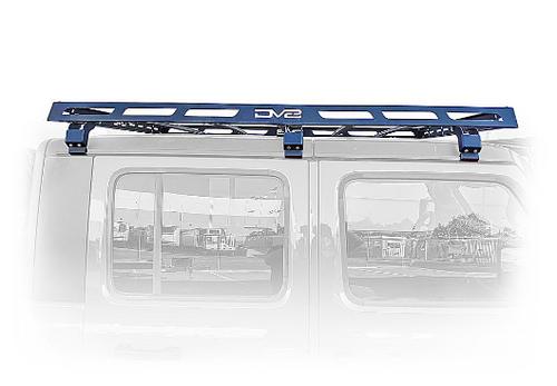 DV8 Offroad RRJL-01 Roof Rack for Jeep Wrangler JL 4 Door 2018+