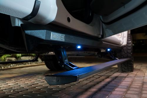 AMP Research 77133-01A PowerStep XL for Jeep Wrangler JL 2 Door 2018+