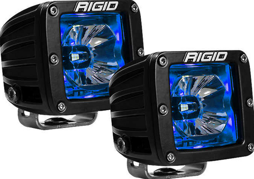Rigid 20201 Radiance LED Pod Light Pair in Blue
