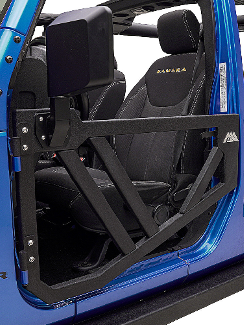 Paramount Automotive 81-10900 Front Trail Doors for Jeep Wrangler JK 2007-2018
