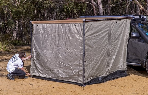 ARB 813108A Deluxe 2500x2500 Awning Room with Floor