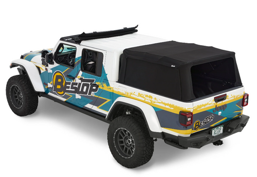 Bestop 77326-35 Supertop for Truck 2 for Jeep Gladiator JT 2020+