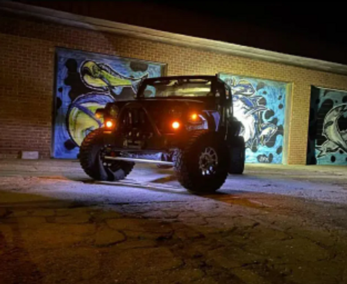 DCS Lighting JK Rock Light Kit | Offroad Elements Inc.