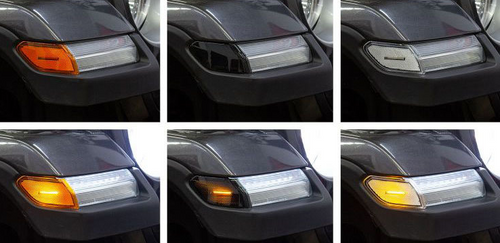 Diode Dynamics DD5068 LED Side Markers for Jeep Wrangler JL & Gladiator JT 2018+