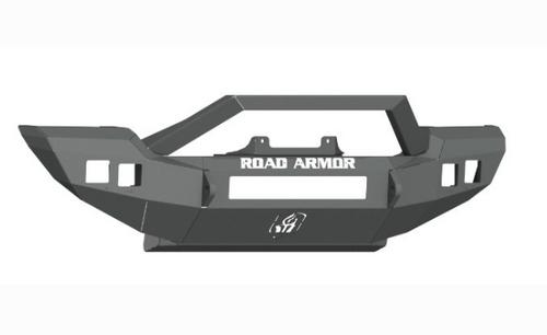 Road Armor 14-02-33-400-200 Full Width Front Winch Bumper for Jeep Wrangler JL & Gladiator JT 2018+