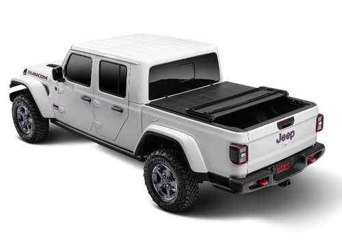 Extang 92895 Trifecta 2.0 Tri-Fold Soft Bed Cover for Jeep Gladiator JT 2020+