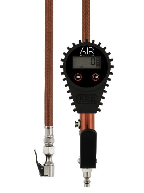 ARB 601 Digital Tire Inflator with Braided Hose and Chuck