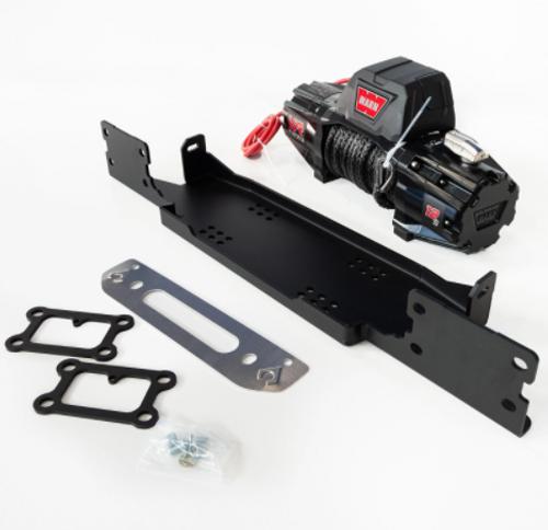Artec JL5611 Steel Bumper Winch Plate V3 for Jeep Wrangler JL 2018+