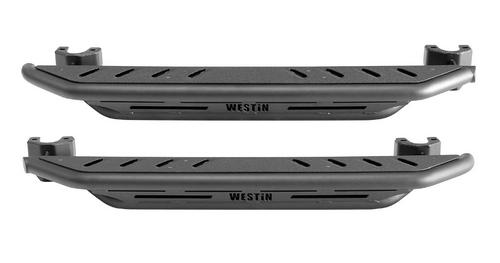 Westin Automotive 42-6005 Snyper Triple Tube Rock Rails for Jeep Wrangler JK 2 Door 2007-2018
