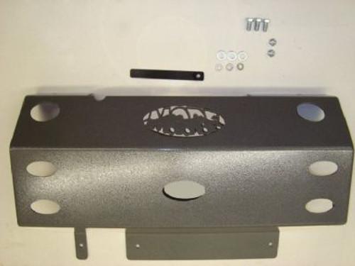 M.O.R.E. Muffler Skid Plate for Wrangler JK 2007-2014 | JKMSP0709