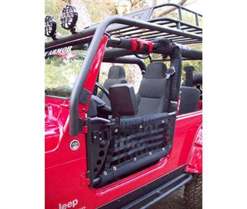 Body Armor 5126 Mirrors for JK & TJ Trail Doors