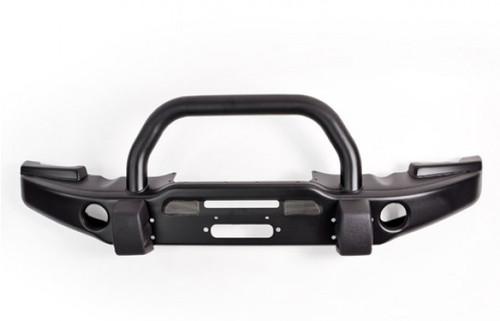 AEV Premium Front Bumper w/ Hoop for Wrangler JK 2007+ | AEV10305055AC