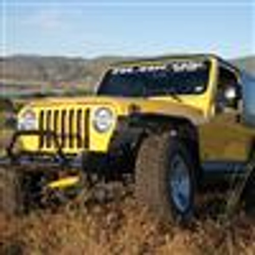 Rubicon Express RE7002M 3.5 inch Standard Coil lift with Mono Tube Shocks for Wrangler TJ/LJ 1997-2006