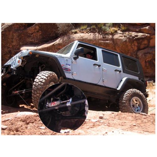 Synergy 8003 Jeep JK Fox Steering Stabilizer Tie Rod Clamp