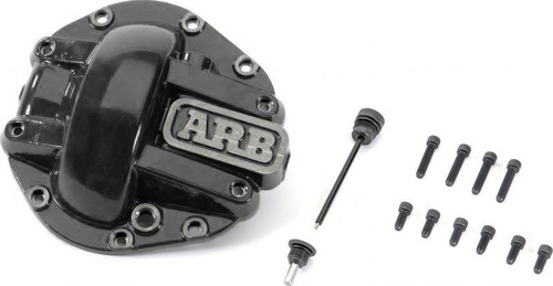 ARB Diff Cover & Lube Locker Special - Black