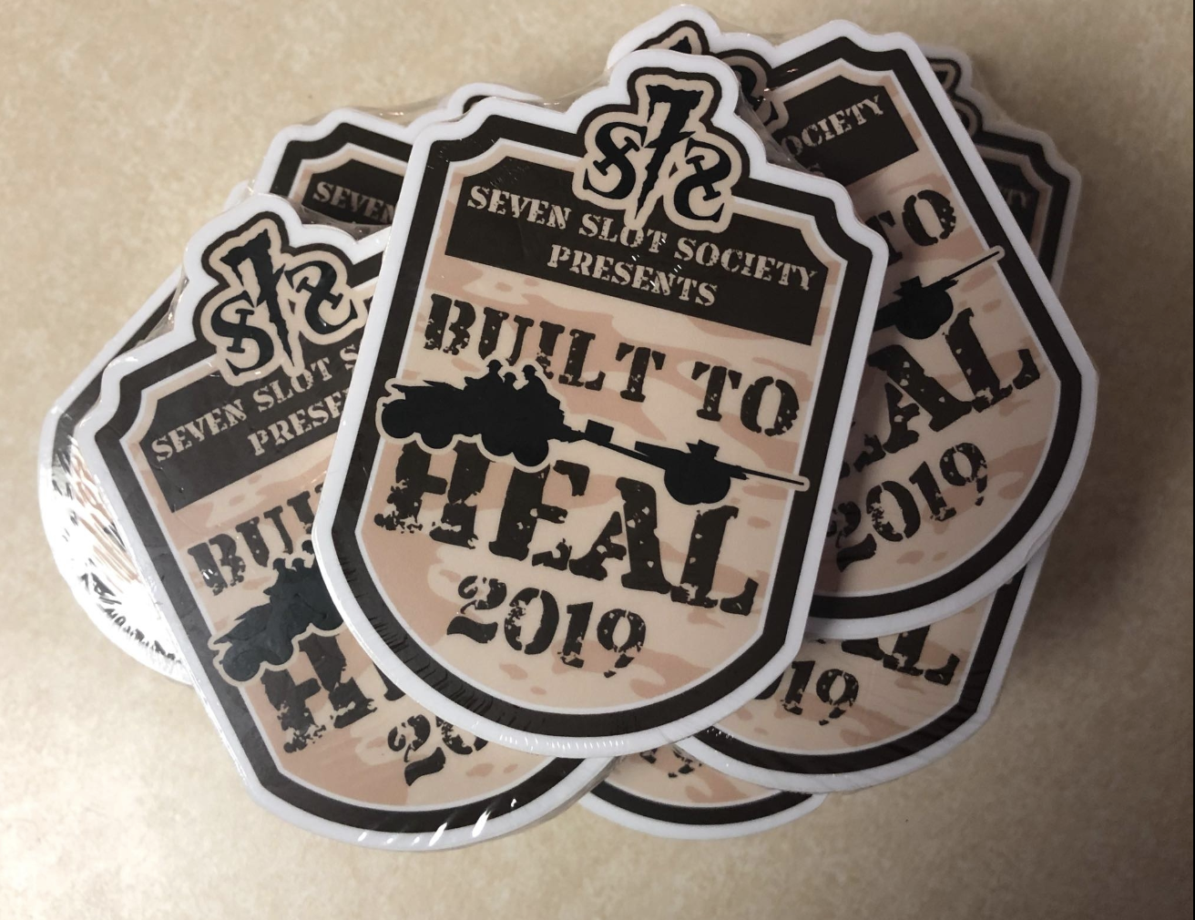 Built to Heal 2019 Review