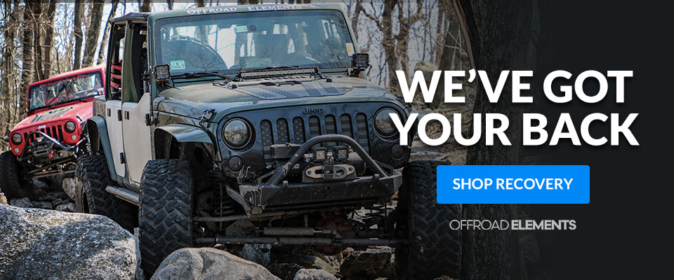 Offroad Elements | Jeep Wrangler Parts & Accessories