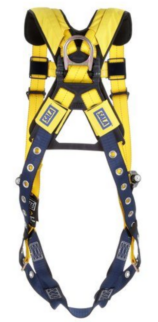 DELTA VEST-STYLE HARNESS