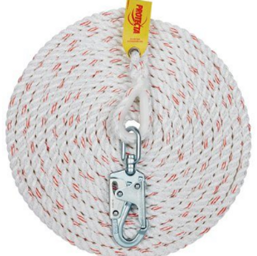PROTECTA DROP LINE ROPE 25FT