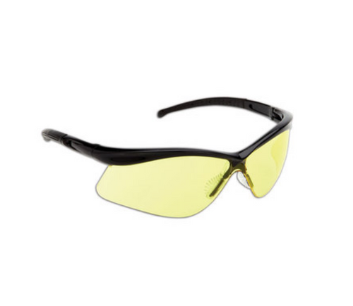 Warrior Safety Smoke Glasses Spectacles Eye Protection