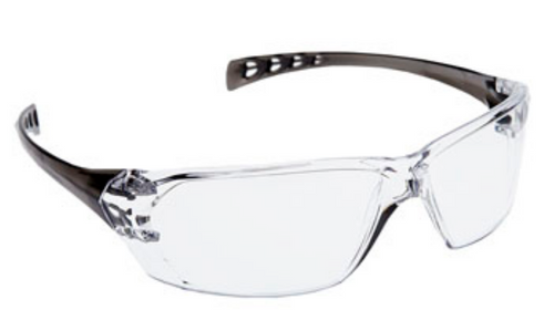SOLUS SAFETY GLASSES CLEAR LENS