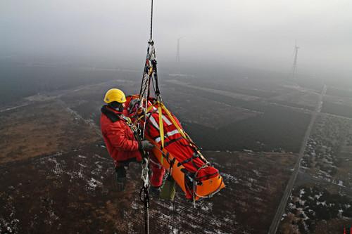 SKED Basic Rescue System