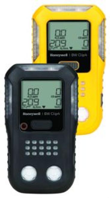 BW Clip4 - Multi-Gas Portable Gas Detector