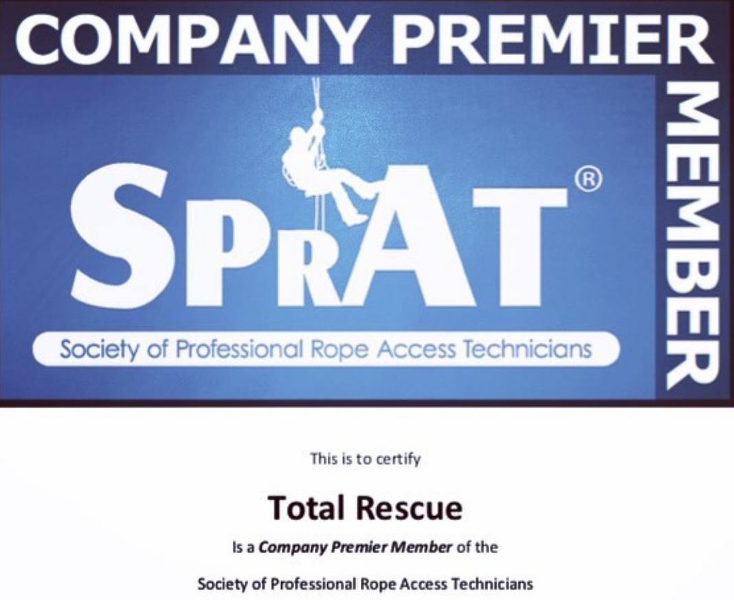 SPRAT Premier Membership