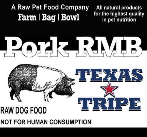 Pork RMB 10lb case