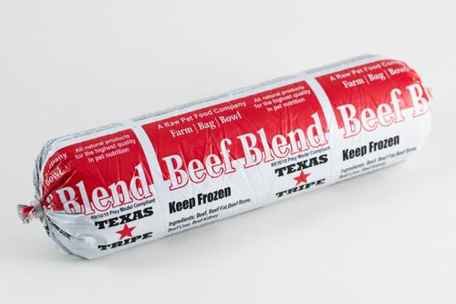 Bulk Beef Blend  40lb case