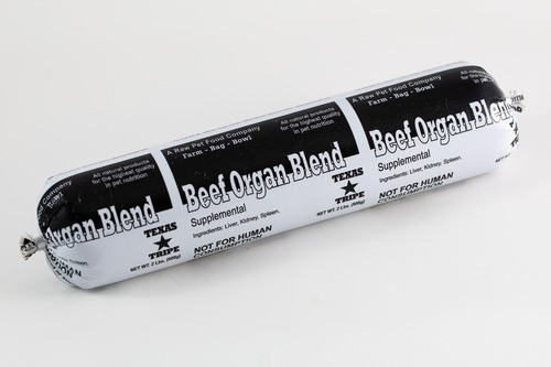 Beef Organ Blend  - Single 2 lb Package
