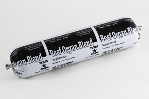 Beef Organ Blend  - Single 2 lb Package