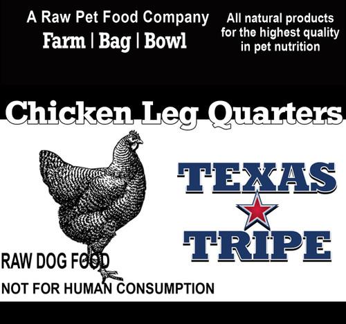 Chicken Leg Qtrs  40lb case