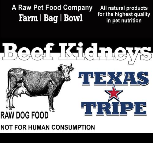 Beef Kidneys (Whole) 13 lb.