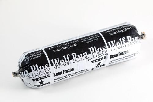 Bulk Pack Wolf Run Plus- 40 lb case