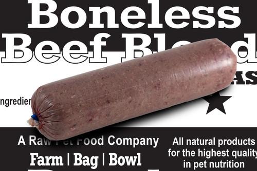 Boneless Beef Blend - 20 lbs case