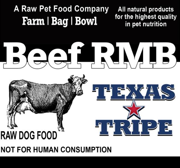 Beef RMB 10 lb. case