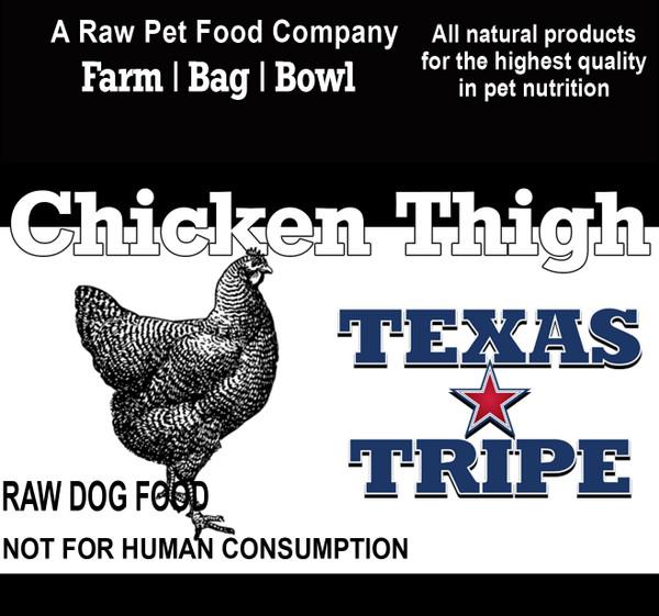 Chicken Thighs (40 lb. case)