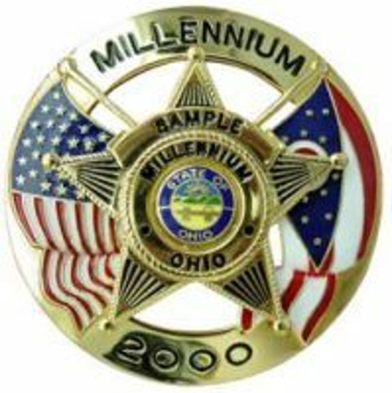 Millennial Badges