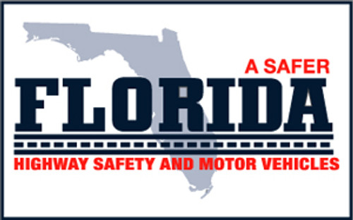 Florida Highway Safety & Motor Vehicles Plaque