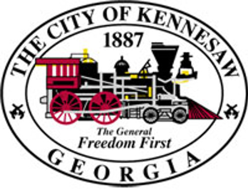 The City of Kennesaw Plaque