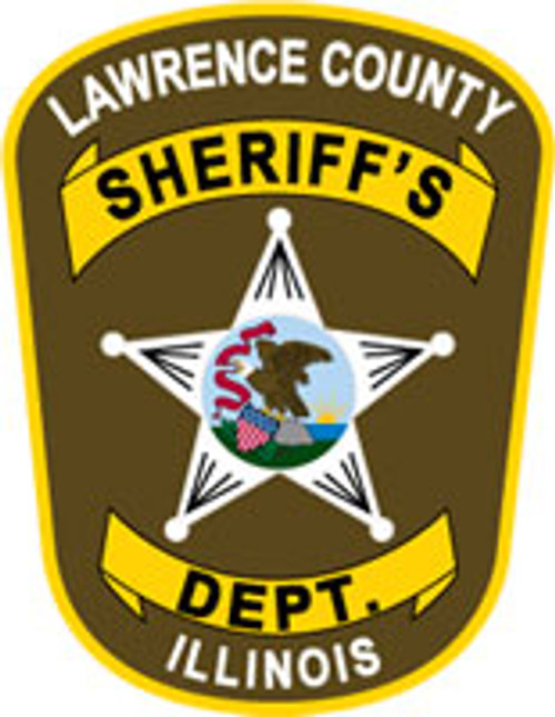 Lawrence County Patch Plaque