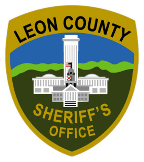 Leon County Sheriff's Office Patch Plaque