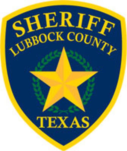 Lubbock County Patch Plaque
